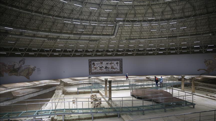 شانلي أورفة.. أكبر متاحف تركيا ينتعش بالزوار