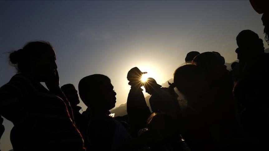 الدرك التركي يضبط 417 مهاجرًا غير نظامي غربي البلاد