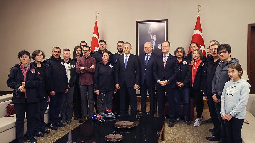 فريق علمي تركي ينطلق إلى القطب الجنوبي
