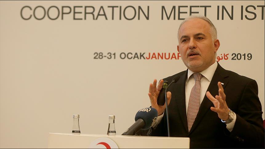 """مؤتمر لتأسيس """"شبكة الهلال والصليب الأحمر"""" الإسلامي في إسطنبول"""