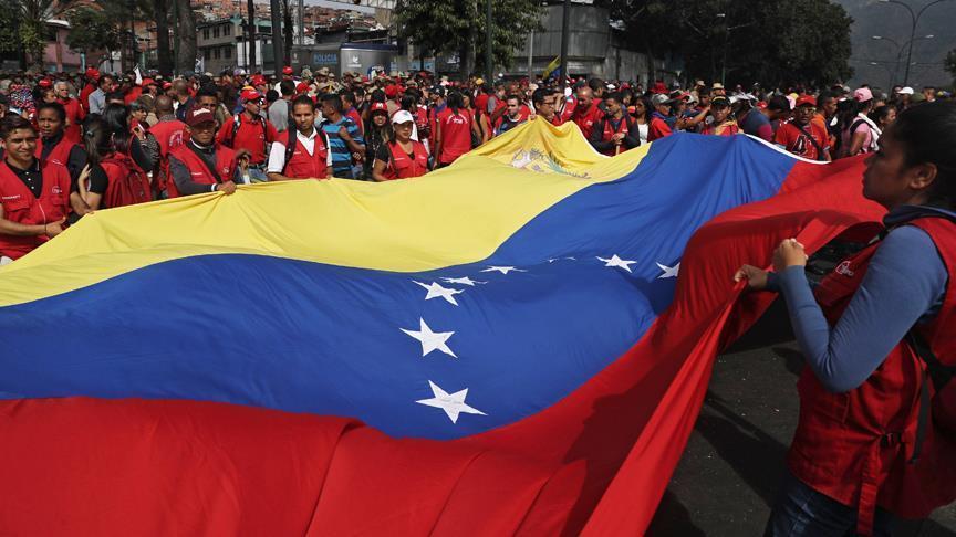 """سفارة فنزويلا بأنقرة تدين استهداف شرعية """"مادورو"""""""