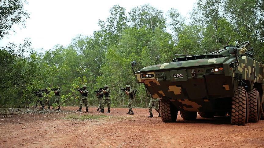شركة تركية تصنع أجهزة محاكاة مدرعة للجيش الماليزي