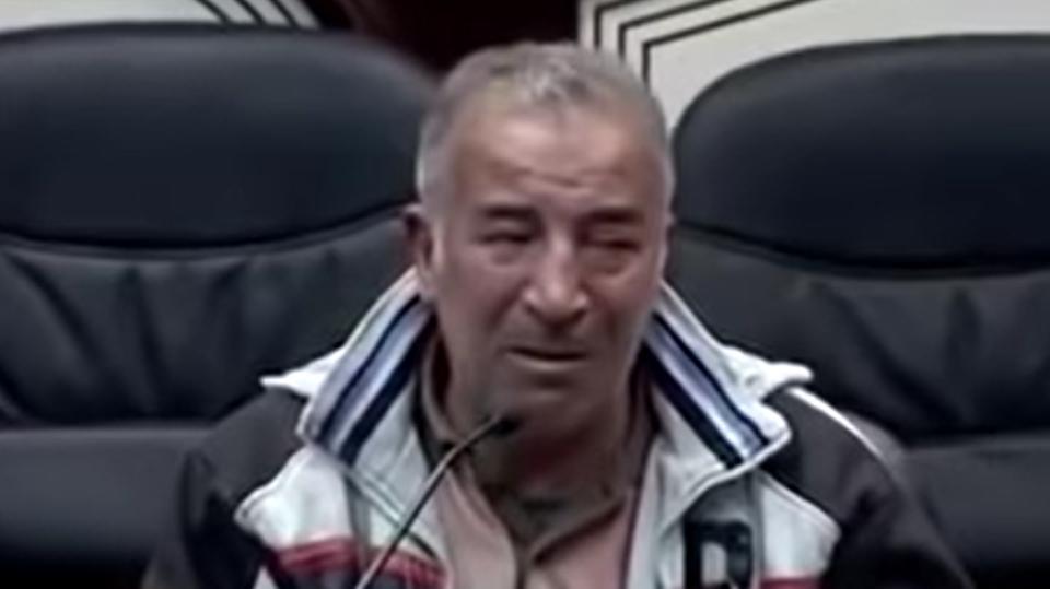 عراقي يبكي حرقة في قلب البرلمان.. الموصل مجروحة! (فيديو)