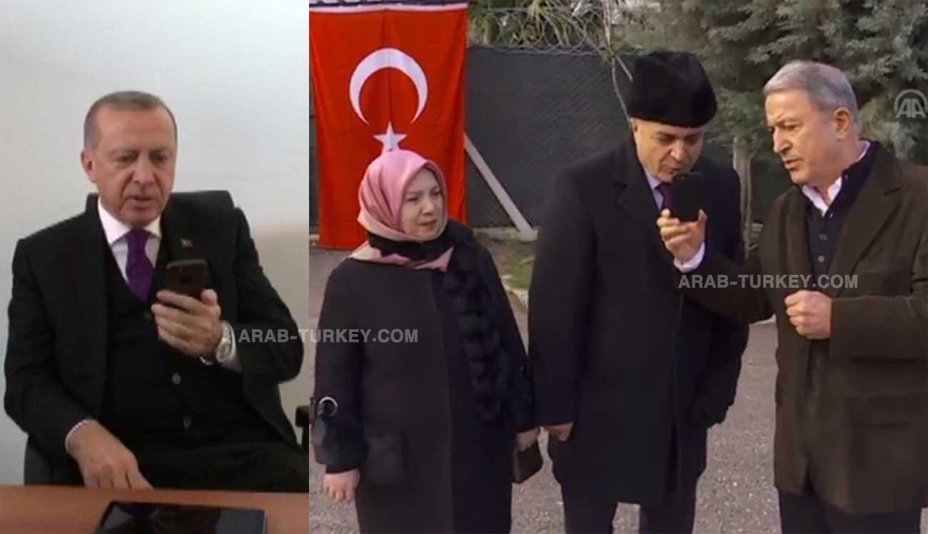 فيديو جديد للرئيس أردوغان ينتشر بشكل واسع بين الأتراك ووسائل الإعلام .. وهذا ما جاء فيه