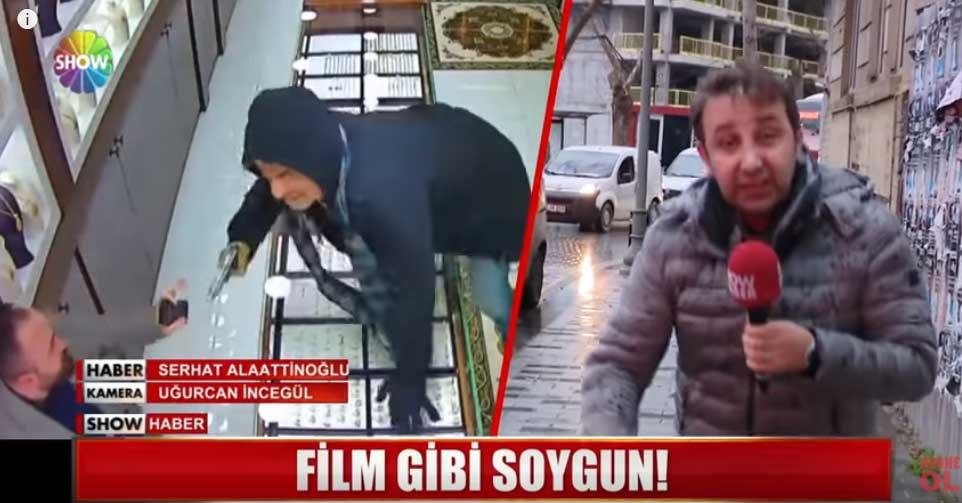 إسطنبول: كاميرة مراقبة ترصد عملية سـ.ـرقة لحظة بلحظة