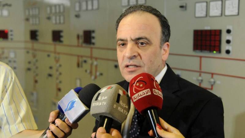 عماد خميس يعتذر للشعب السوري