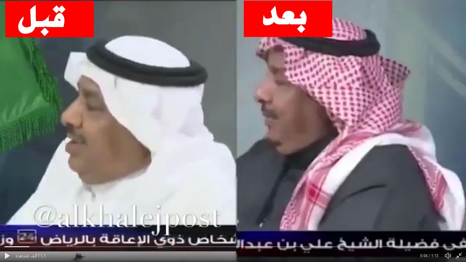 فضـ.ـيحة مدوية لإعلامي سعودي شهير عن بشار الأسد … ما بنحكي إلا شكلين! (شاهد)