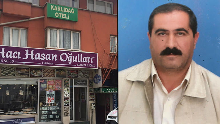 تركيا: فتحوا باب غرفة الفندق فشاهدوا الرجل دون حراك