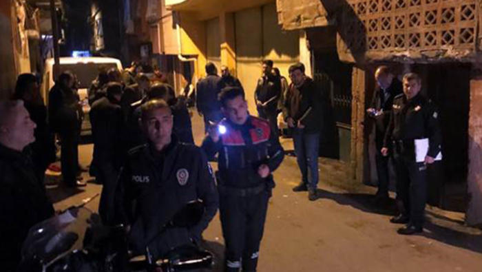 السلطات التركية تعتقل شاب تركي بسبب ما فعله مع جدته !! (فيديو)