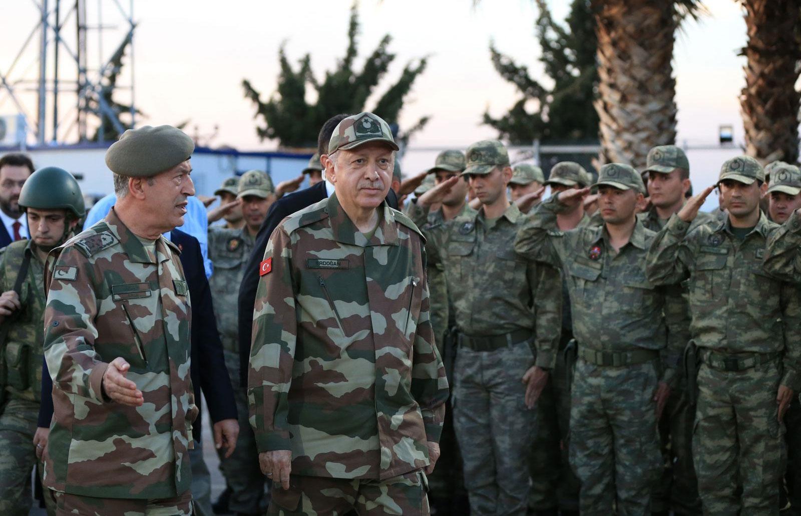 هكذا نجح أردوغان والجيش التركي من تجنب مأزق كبير