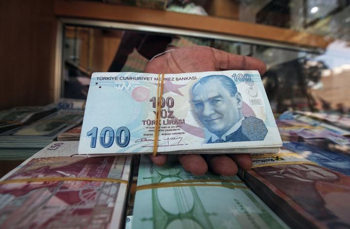 سعر الدولار والذهب واليورو مقابل الليرة التركية مساء اليوم الخميس 06/05/2021