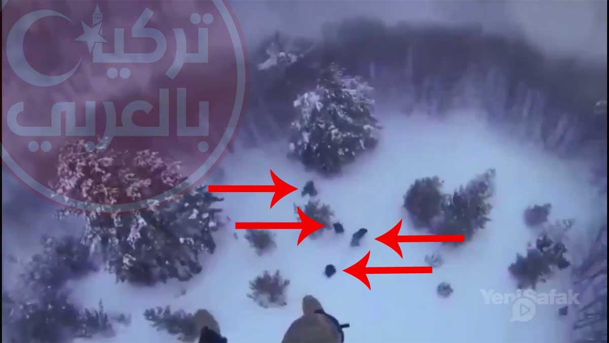 شاهد.. عملية بطولية للجيش التركي تحبس الأنفاس (فيديو + التفاصيل)