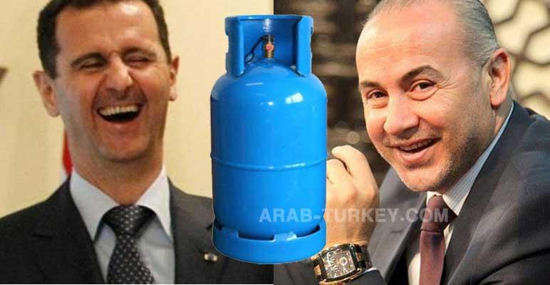 خالد العبود: بشار الأسد ليس بياع غاز