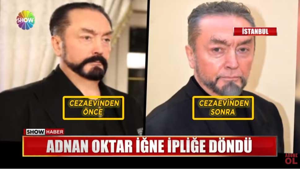 """""""عدنان أوكتار"""" يظهر مجدداً وسط دهشة كبيرة من الأتراك لما أصبح عليه منظره (شاهد الفيديو)"""