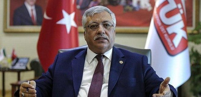 عاجل: استقالة رئيس المؤسسة العليا للإذاعة والتلفزيون التركية