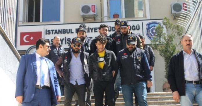 اختطا ف شابَّيْن سوريَيْن في تركيا مقابل فد ية مالية (صور)