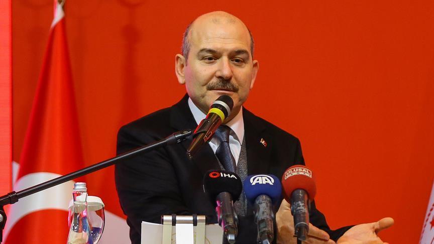 عاجل: تصريح جديد لوزير الداخلية التركي عن السوريين في تركيا