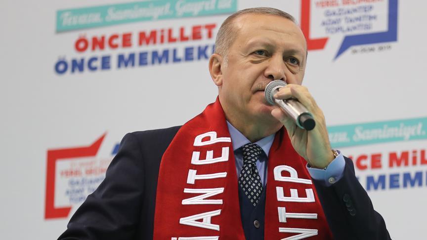 أردوغان: نصنع طائرة مسيّرة مسلحة ستكون نموذجاً للعالم