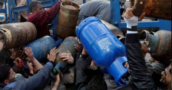 ريف دمشق… انفراج بسيط بأزمة الغاز بعد الإنقطاع لأشهر