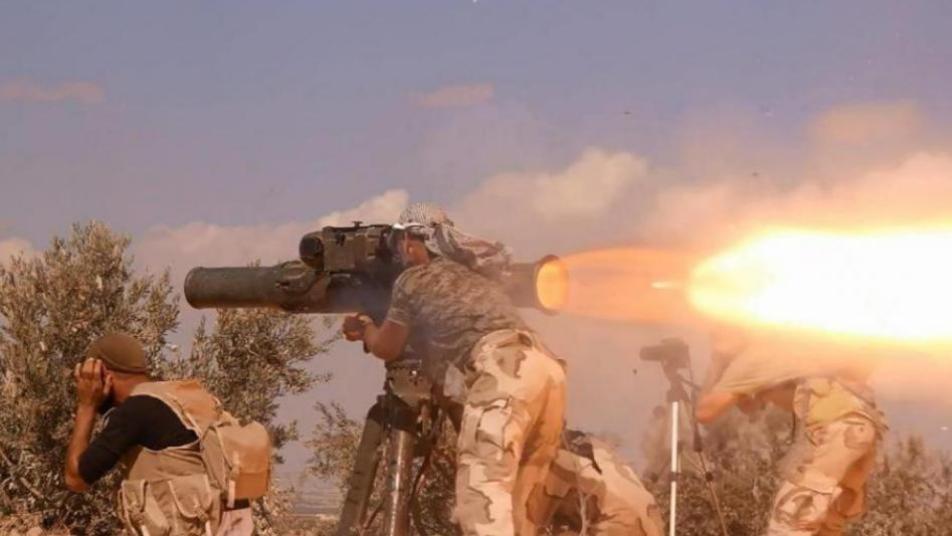 تطورات الوضع في غرب حلب (فيديو)