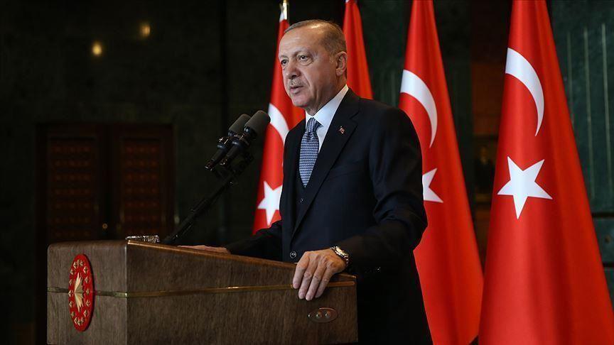 """""""أردوغان"""" يكشف عن مفاجأة """"غير متوقعة"""""""