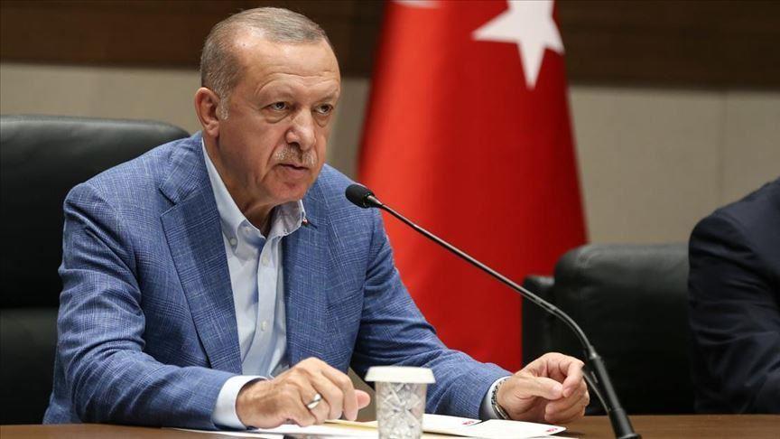 أردوغان يتحدث عن ثلاث خطوات جديدة تجاه السوريين في تركيا