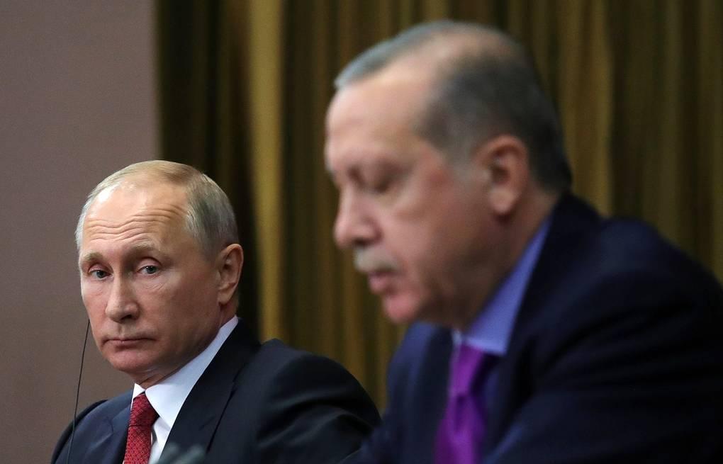 الكشف عن فحوى الاتصال بين الرئيس أردوغان ونظيره بوتين بشأن سوريا