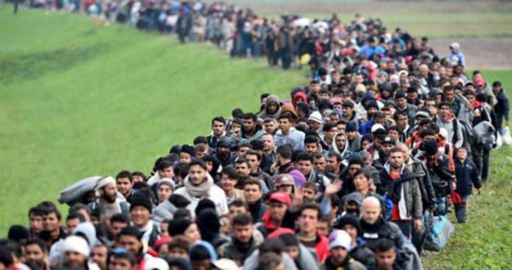 الاعلام التركي ينشر خريطة توضيحية لطريق الهجرة من تركيا إلى أوروبا