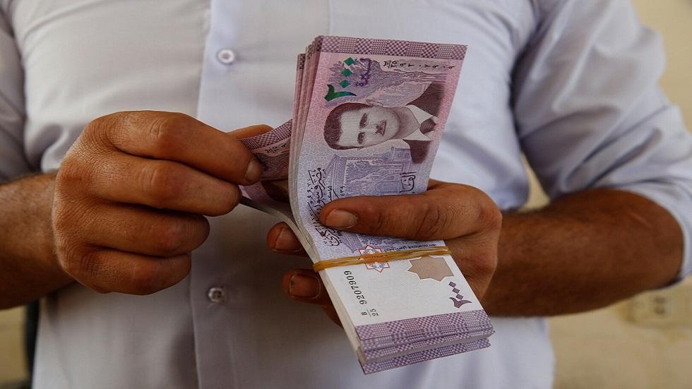 آخر التطورات في سعر صرف الليرة السورية أمام الدولار وباقي العملات الأخرى