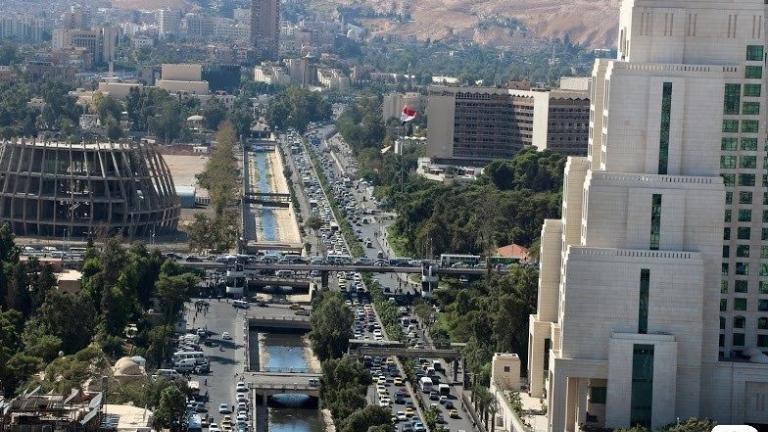 عودة التوتر الأمني إلى دمشق بانفجـ.ـار عبـ.ـوة ناسـ.ـفة وتفكيك أخرى