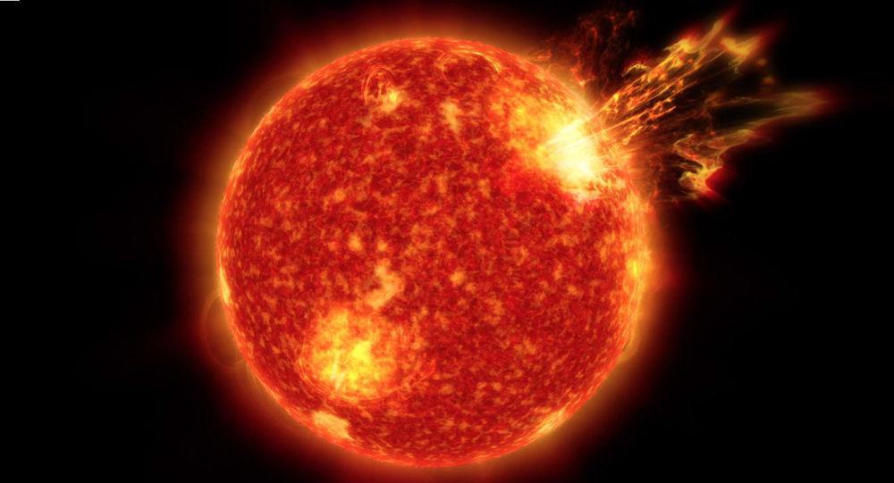 علماء: عاصفة شمسية قادمة ستضرب الأرض بحلول اليوم !