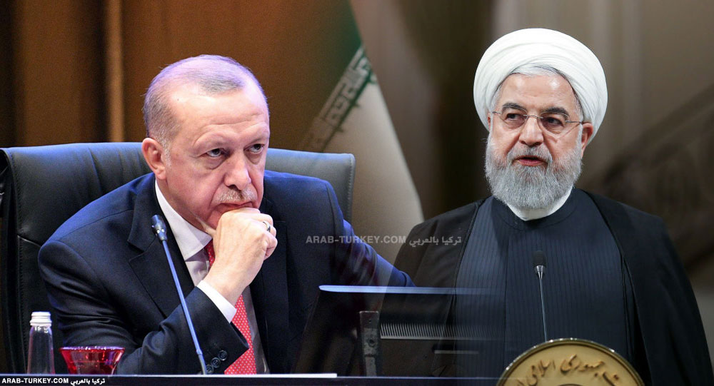 إيران توجه انتـ.ـقادات إلى تركيا بسبب سوريا