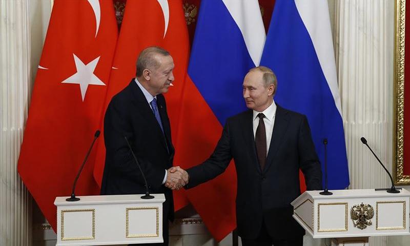 ثنائية المصير… أردوغان يلتقي بوتين غداً في سوتشي وملف إدلب على الطاولة