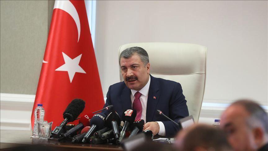 وزير الصحة التركية يعلن ارتفاع أعداد الحالات في هذه الفئة العمرية