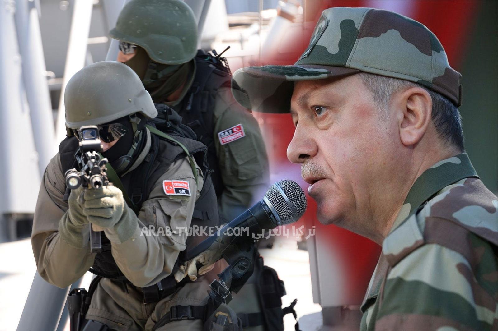 الصحافة التركية تتحدث عن شكل العملية العسكرية التي ستقوم بها تركيا في سوريا قريبا والمناطق التي ستسيطر عليها