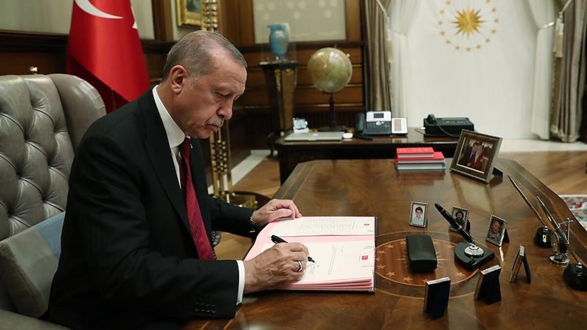 """الرئيس أردوغان يعيد تعيين """"علي ارباش"""" في منصب رئيس الشؤون الدينية"""