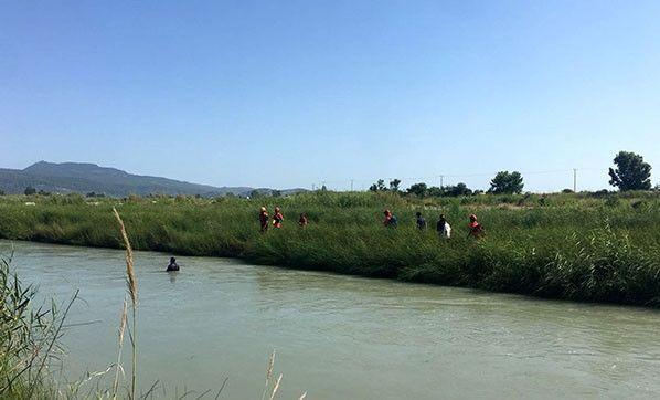 مصـ ـرع طفل سوري غـ ـرقاً في إحدى بحيرات كلس