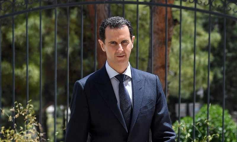 بشار الأسد سيكشف مفاجأة بعد شهرين وسنشهد مراسم صادمة للسوريين