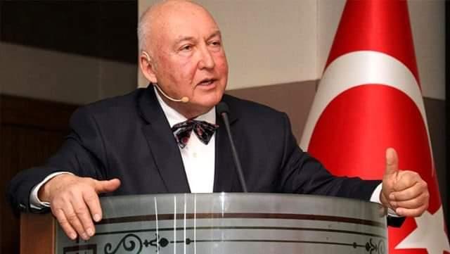 بروفيسور تركي يطلق تصريحات مفاجئة وغريبة بشأن زلزال إزمير المدمـ.ـر