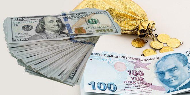 آخر أسعار العملات والذهب في تركيا ليوم الاثنين