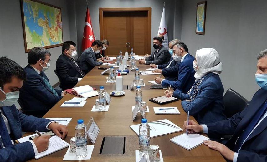 اللجنة السورية التركية تجتمع بإدارة الهجرة العامة.. هذا ما تم الاتفاق عليه