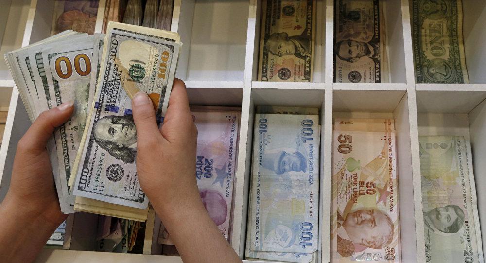 نشرة سعر صرف الدولار واليورو مقابل الليرة التركية الجمعة 11/06/2021