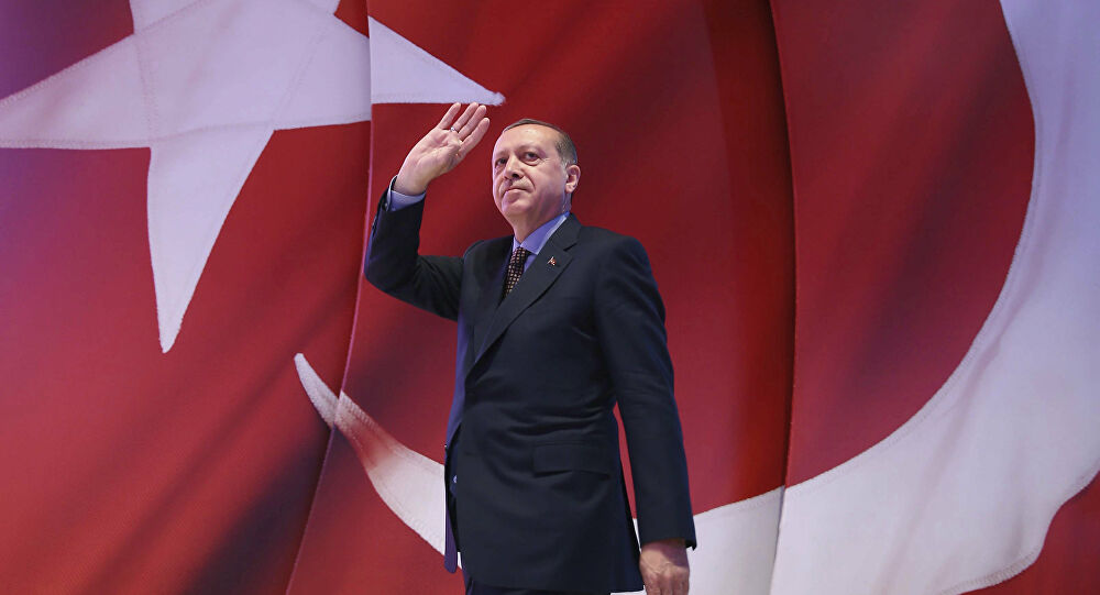 """أردوغان يستشهد بـ""""خطبة الوداع"""" في نيويورك (فيديو)"""