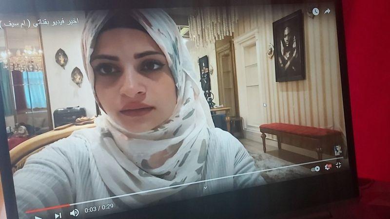 اليوتيوبر السورية ام سيف تكشف كواليس ما حصل معها
