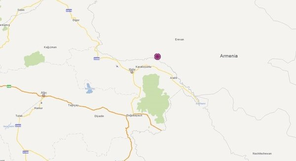 عاجل: زلزال بقوة 4.7 يضـ.ـرب ولاية اغدير