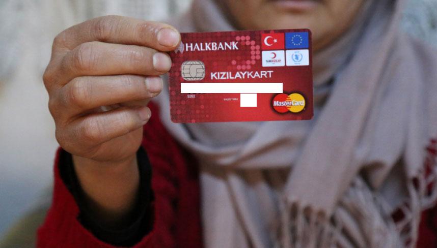 دفعة جديدة سيتسلمها السوريون من الهلال الأحمر نهاية شهر أيلول الجاري