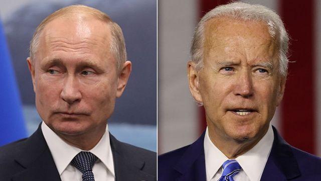 بايدن يفاجئ العالم بهديته لنظيره بوتين في أول لقاء بينهما (صور)