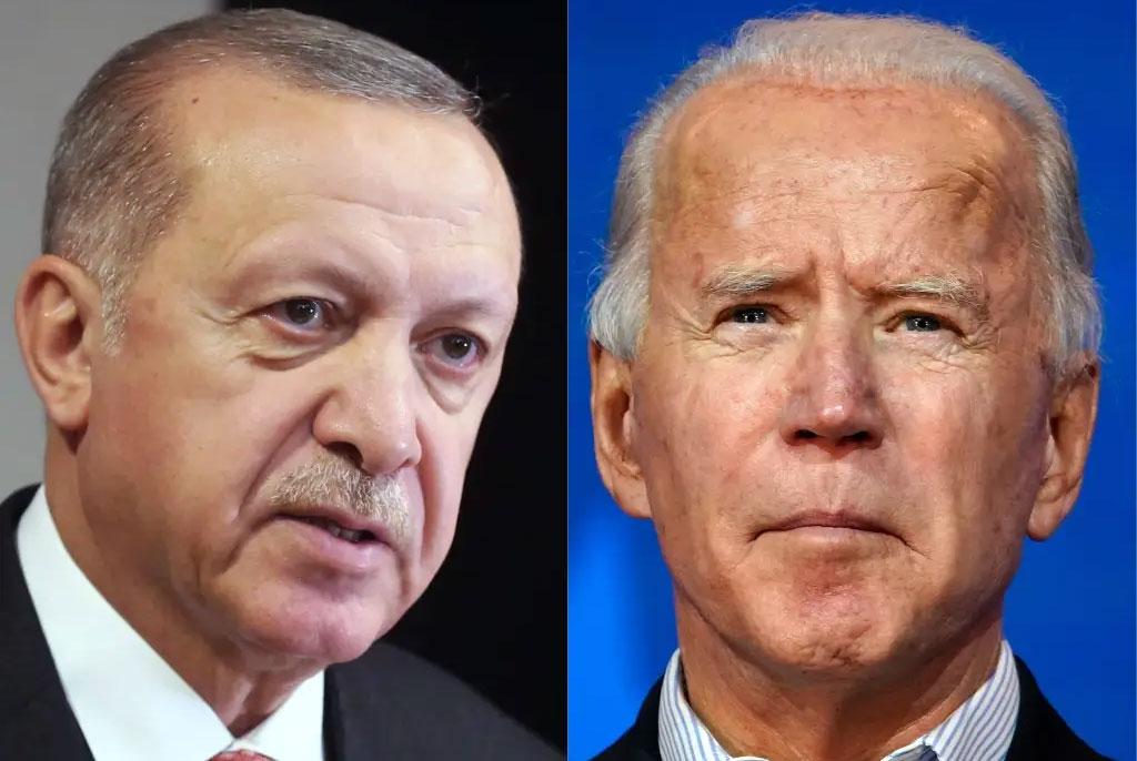 نظام الأسد يشكل تهـ.ـ ديد لبلادنا.. الرئيس أردوغان ينتقد الرئيس الأمريكي بايدن ويوجه رسالة له: لم اتوقع هذا منك