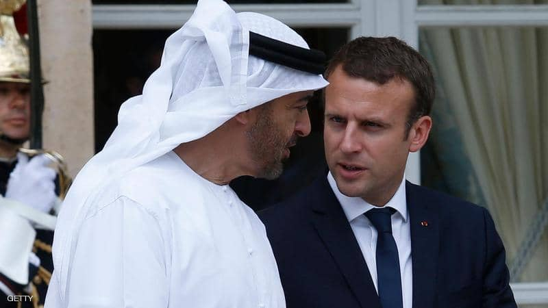 الانتقال الإماراتي والتحالف مع فرنسا