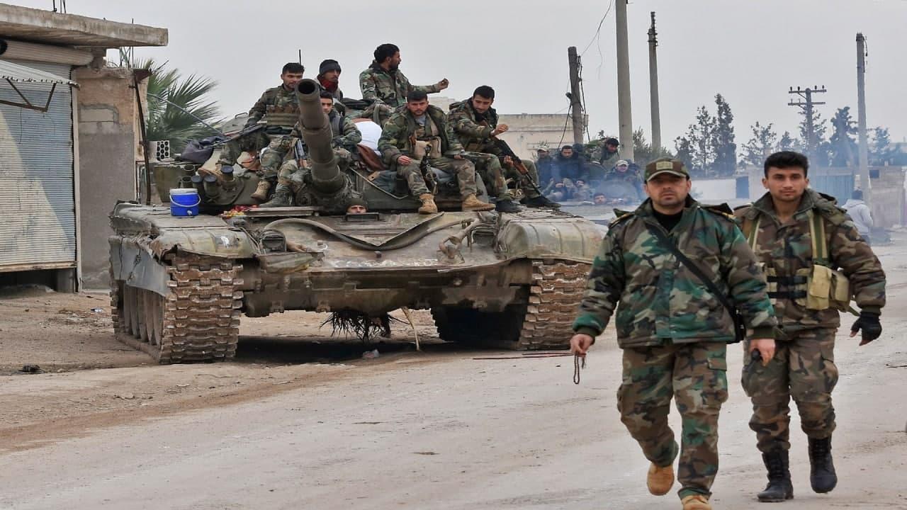 ميليـ.ـشيا أسد تغدر بأهالي درعا من جديد وحملة اعتقـ.ـالات مفاجئة شرق حمص